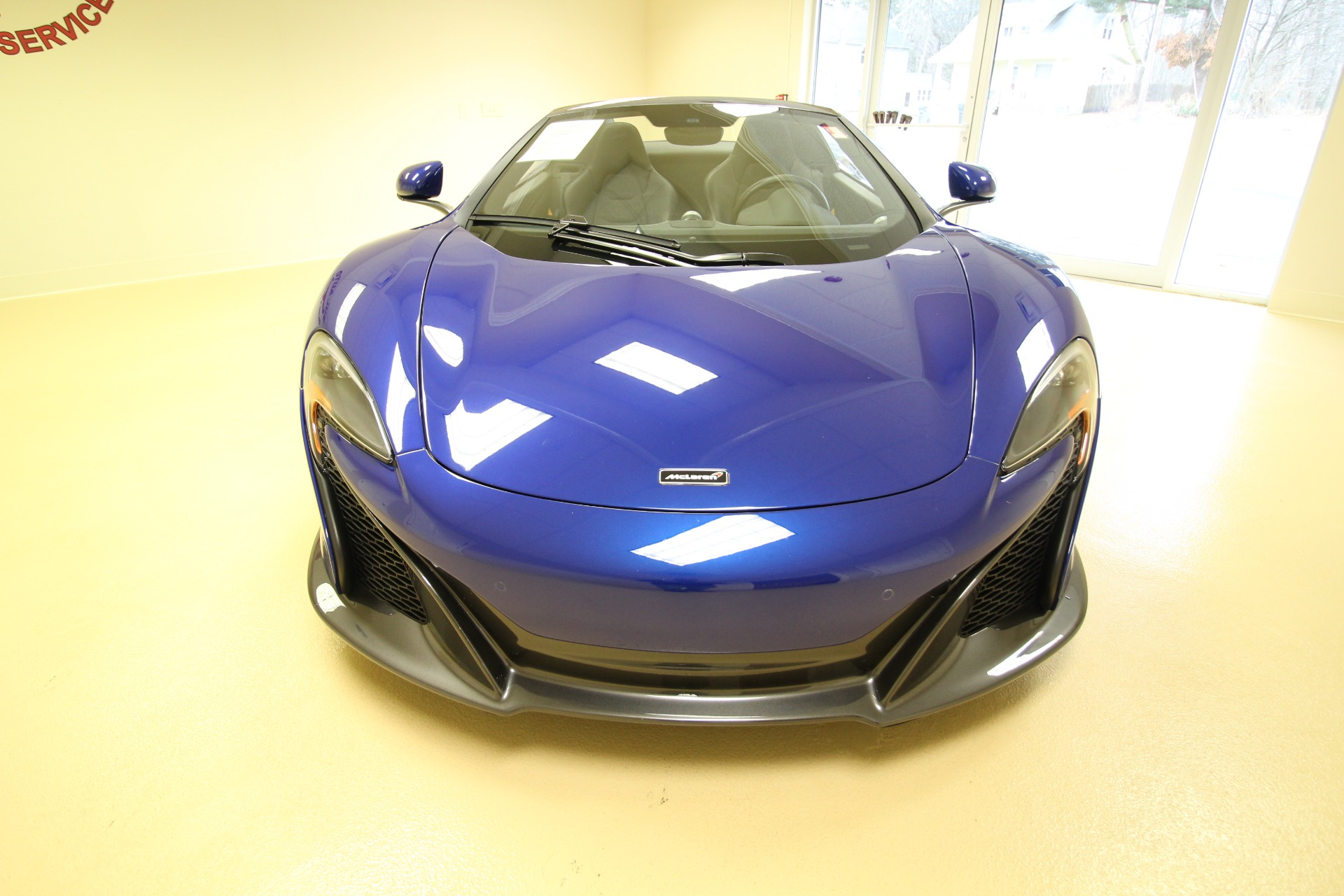Used 2015 McLaren 650s Spider S RARE COLOR ALL STOCK UNMOLESTED NEW TIRES CARBON FIBER INTERIOR | Albany, NY