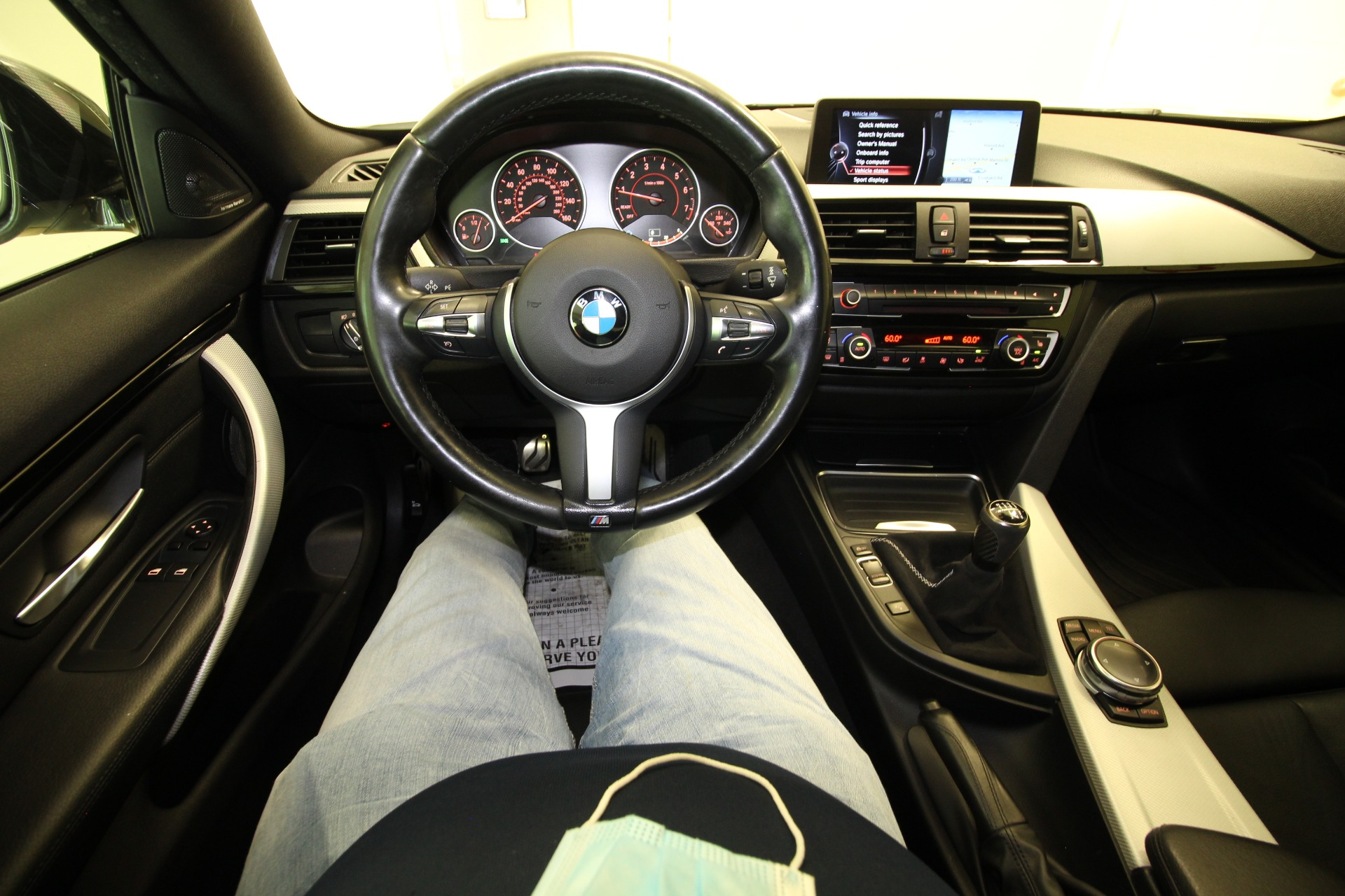 Used 2014 BMW 4-Series 435i xDrive RARE 6 SPEED MANUAL LOADED MSPORT | Albany, NY