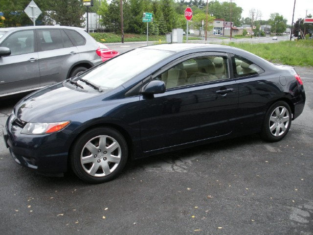 Used 2006 Honda Civic LX 2 DOOR COUPE | Albany, NY