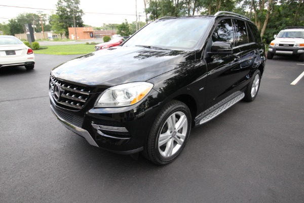 Used 2012 Mercedes-Benz M-Class-Albany, NY