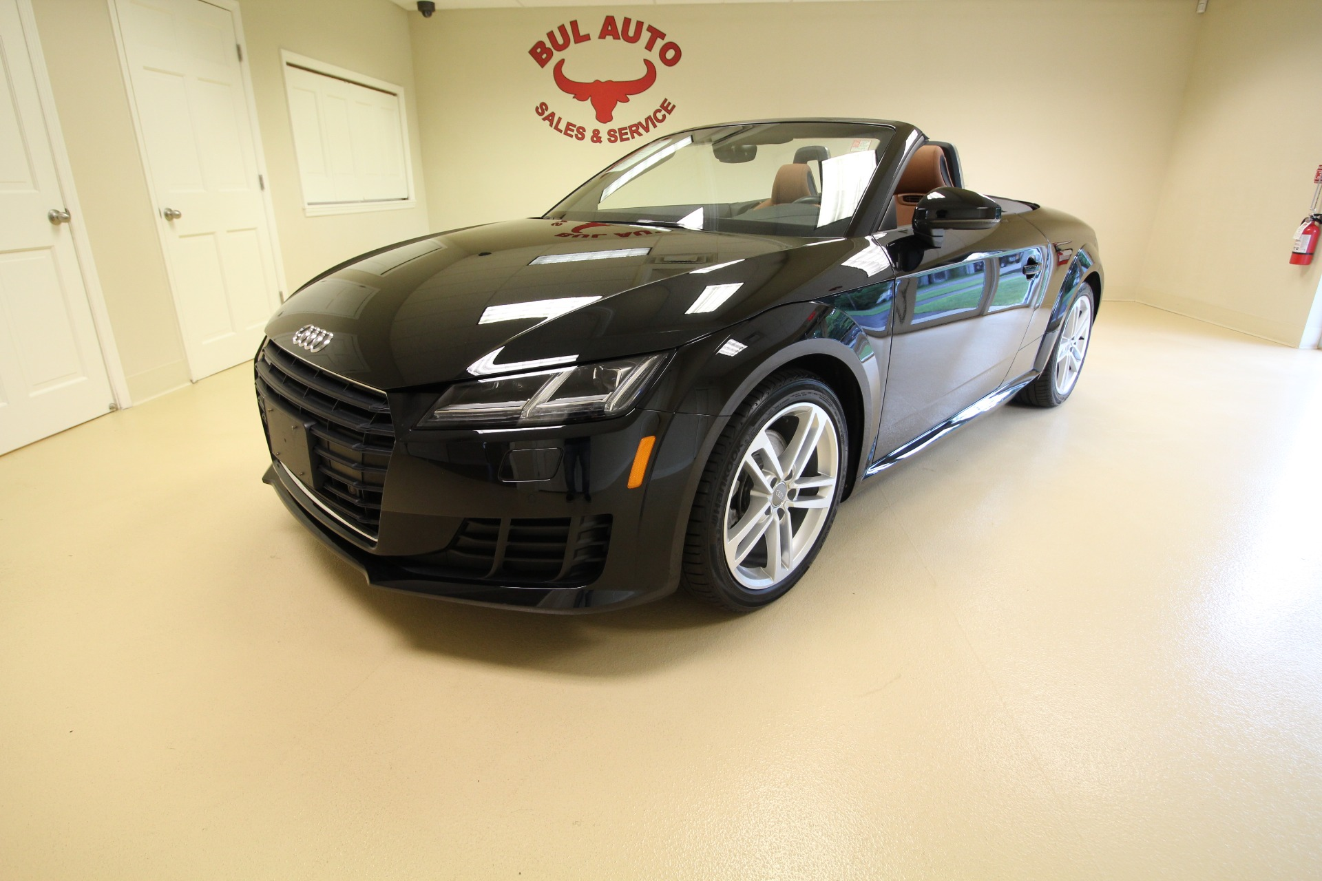 Used 2017 Audi TT 2.0T Roadster quattro 1 OWNER LOCALLY OWNED TRADE IN WITH US | Albany, NY