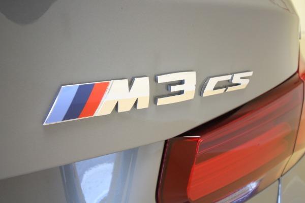 Used 2018 BMW M3 CS-Albany, NY