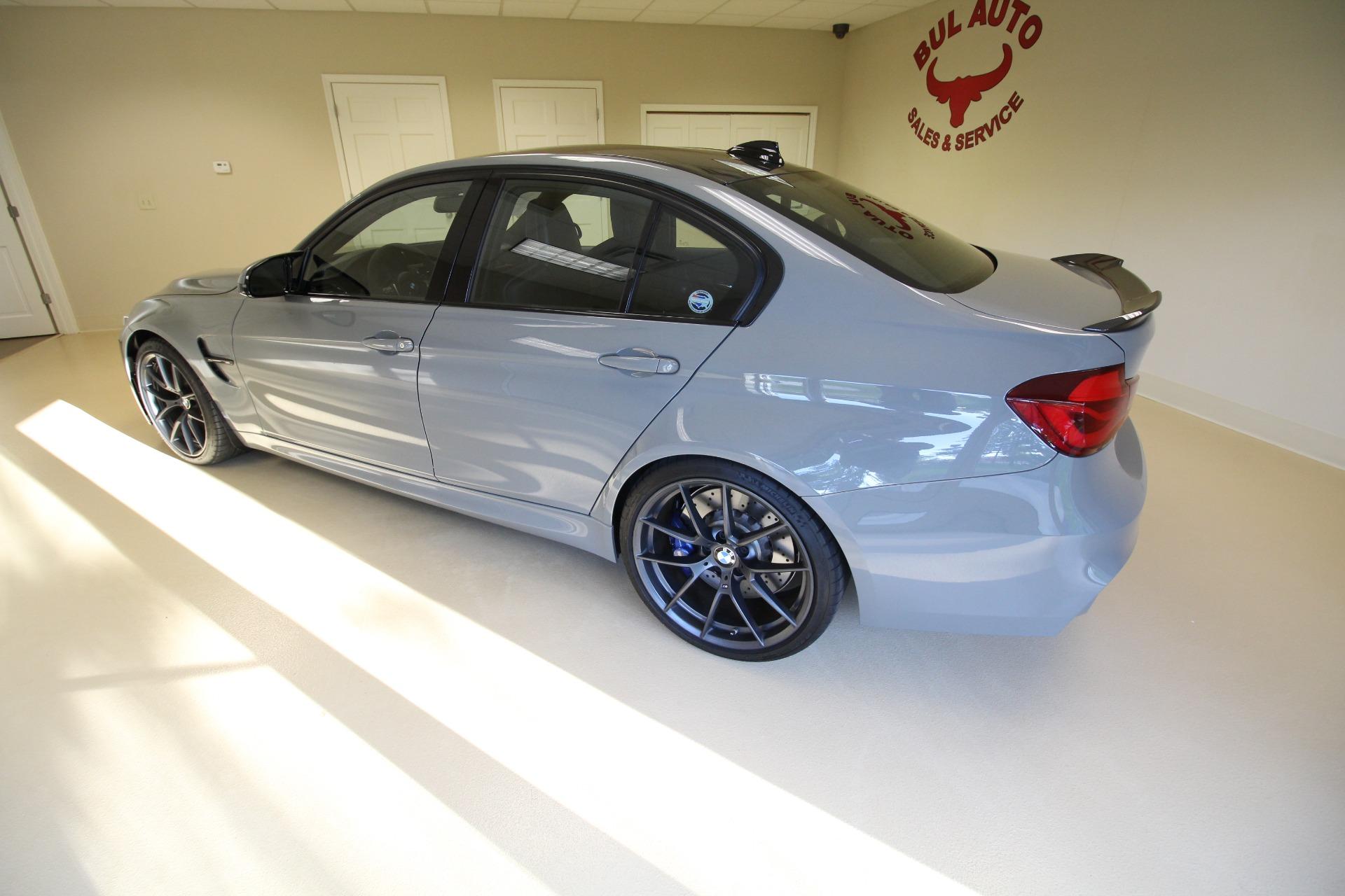 Used 2018 BMW M3 CS CS TRUE CS 1 OWNER SUPERB LIKE NEW | Albany, NY