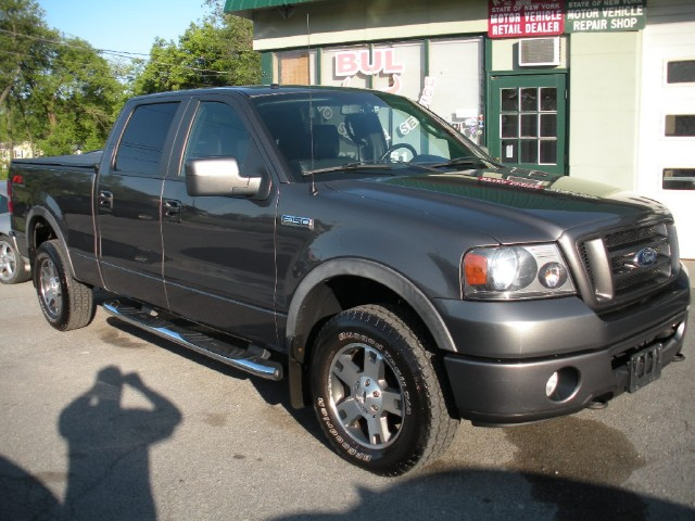 2008 ford f 150 fx4 4x4 crew cab leather stock 12127 for sale near albany ny ny ford dealer. Black Bedroom Furniture Sets. Home Design Ideas