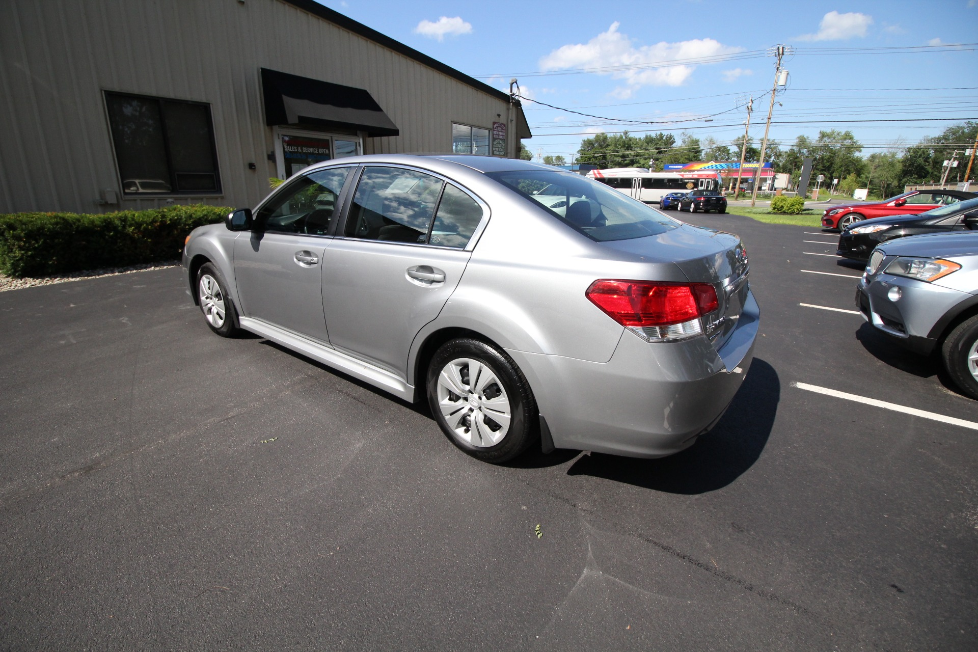 Used 2011 Subaru Legacy 2.5i 1 OWNER LOCAL TRADE IN WITH US | Albany, NY