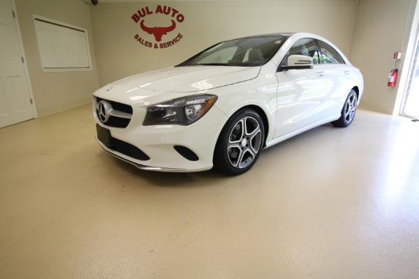 Used 2018 Mercedes-Benz CLA-Class-Albany, NY