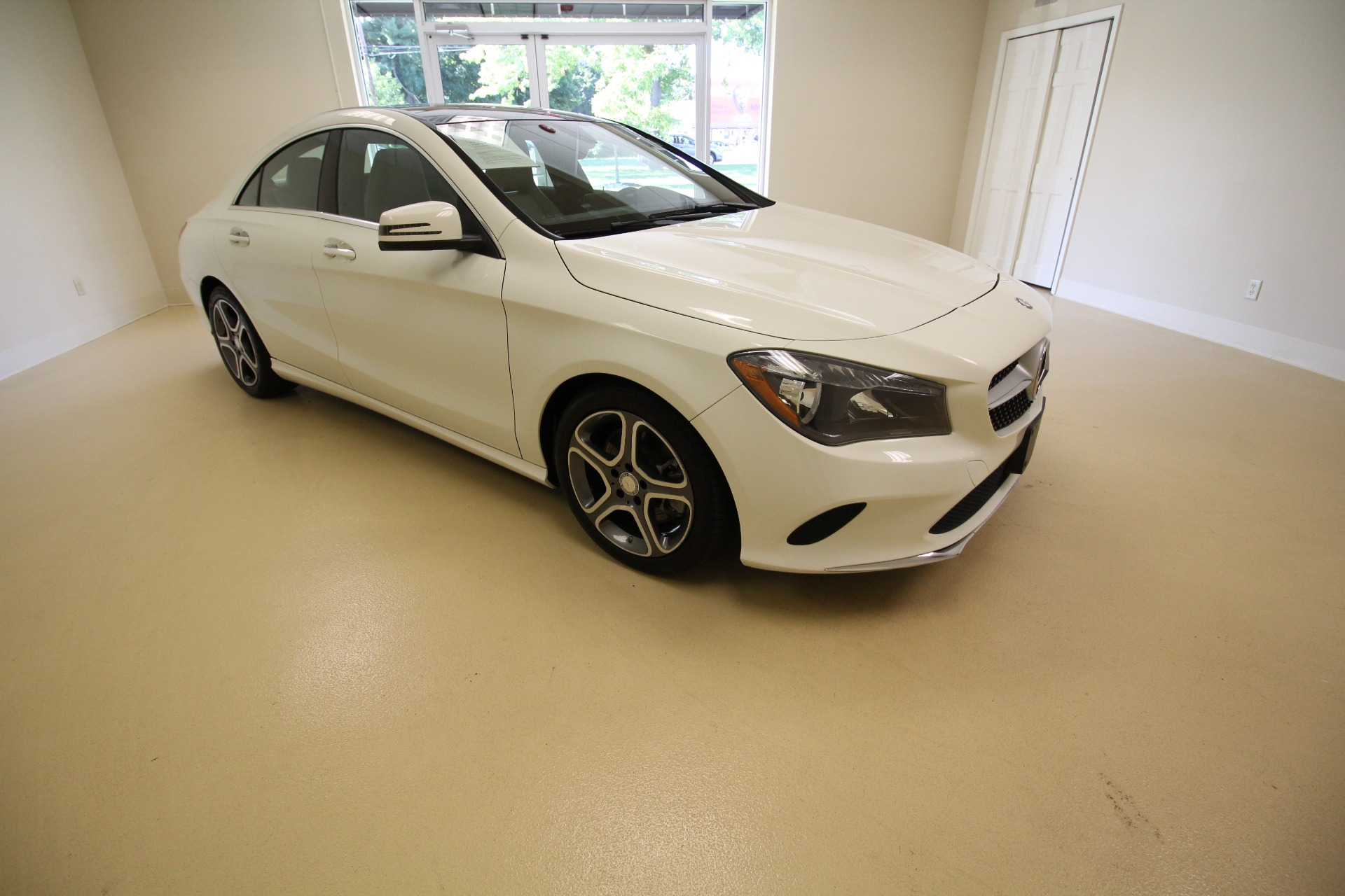 Used 2018 Mercedes-Benz CLA-Class CLA250 4MATIC LOADED WHITE PANORAMIC ROOF AND MORE   Albany, NY