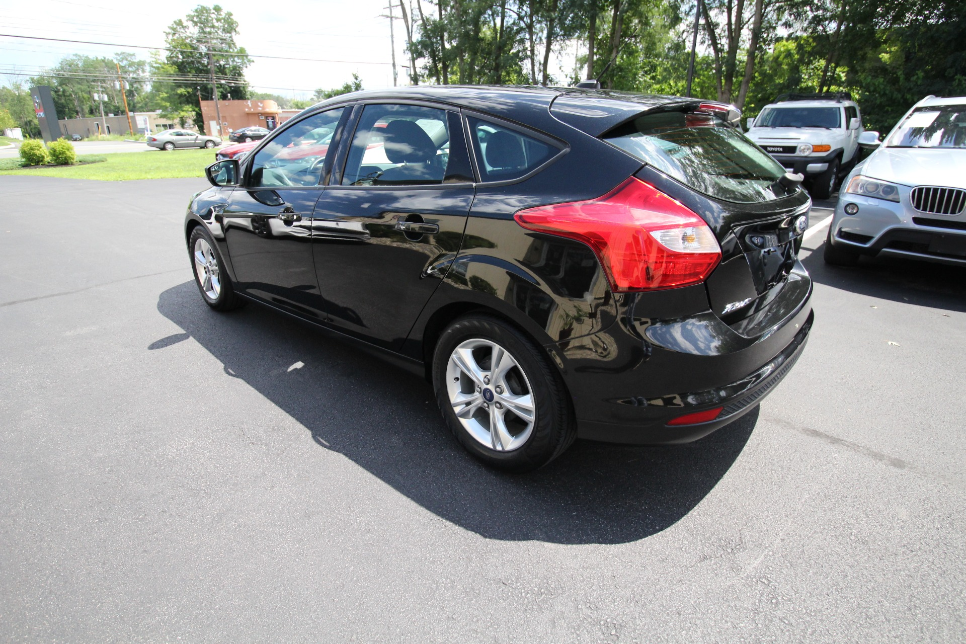 Used 2014 Ford Focus SE HATCH HATCHBACK VERY CLEAN NU CAR TRADE | Albany, NY