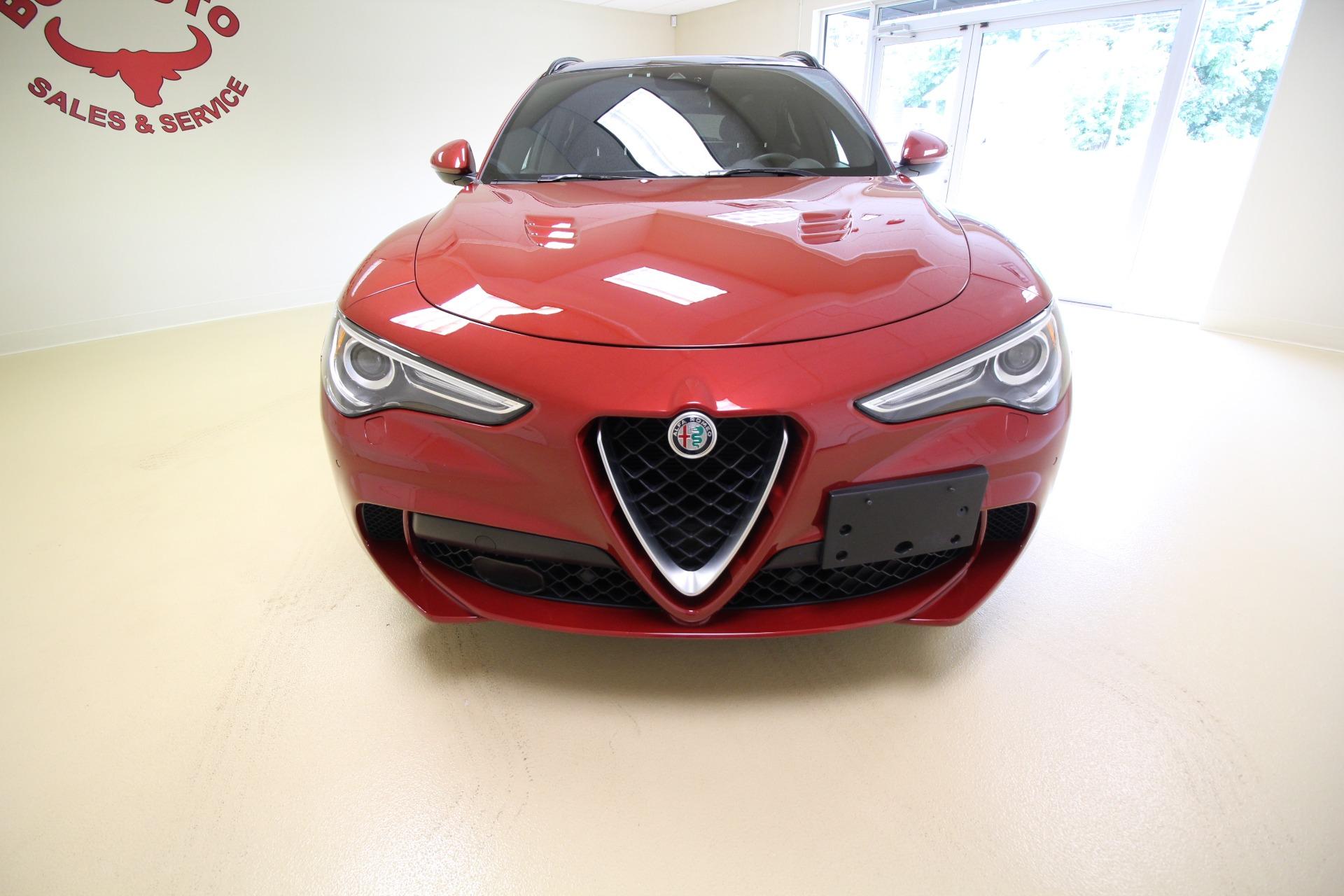 Used 2018 Alfa Romeo Stelvio Quadrifoglio   Albany, NY