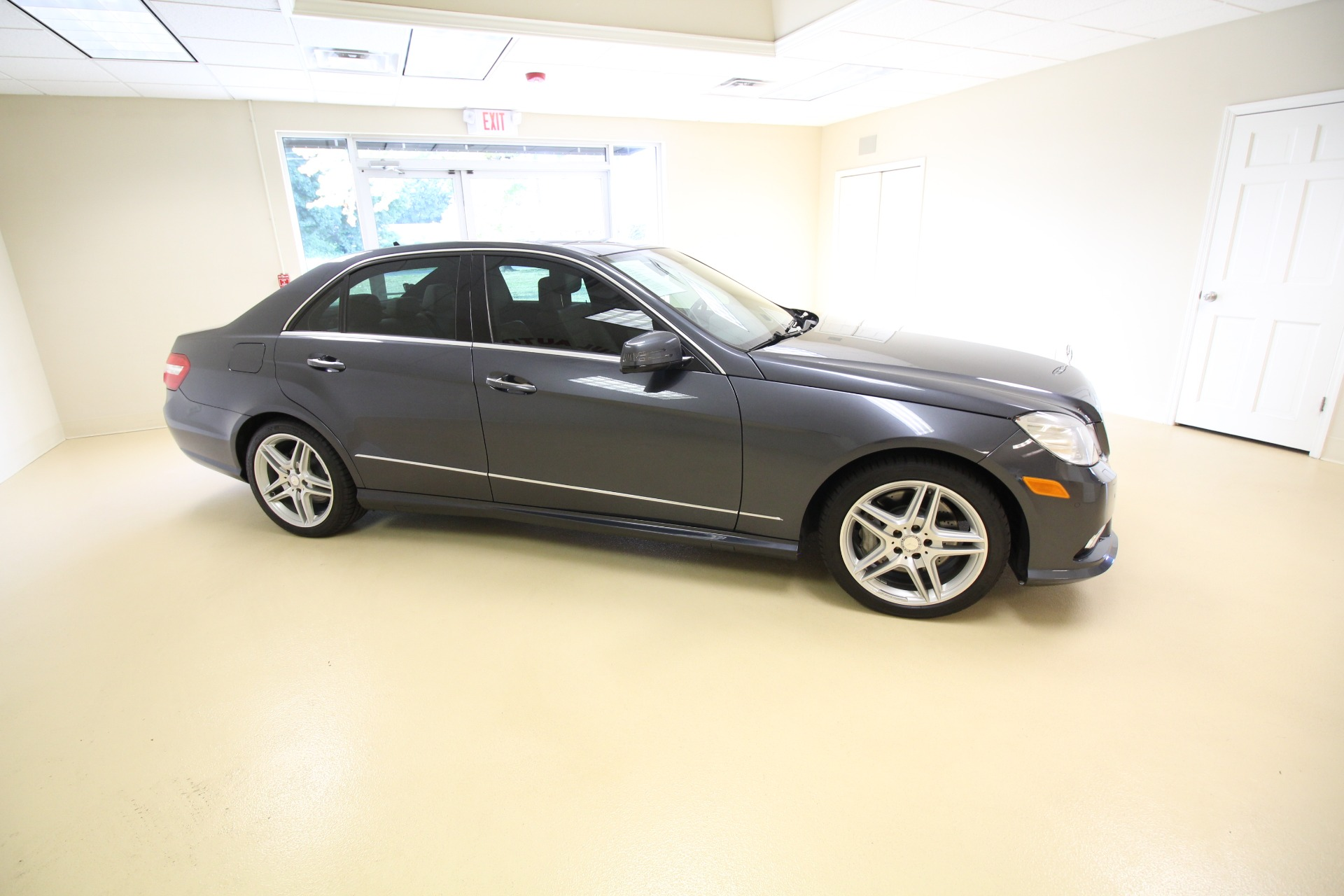 Used 2011 Mercedes-Benz E-Class E550 Sedan 4MATIC SUPERB CONDITION LOW MILES V8 | Albany, NY