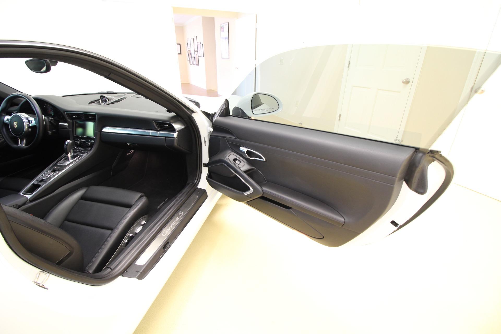 Used 2014 Porsche 911 Carrera S Coupe SUPERB CONDITION LOCAL TRADE | Albany, NY