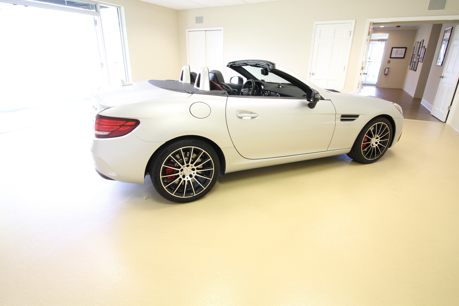 Used 2017 Mercedes-Benz SLC-Class AMG SLC43 SUPERB LIKE NEW 1 OWNER LOW MILES | Albany, NY