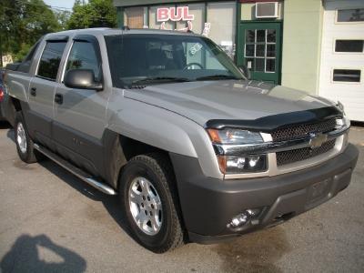 Used 2005 Chevrolet Avalanche-Albany, NY