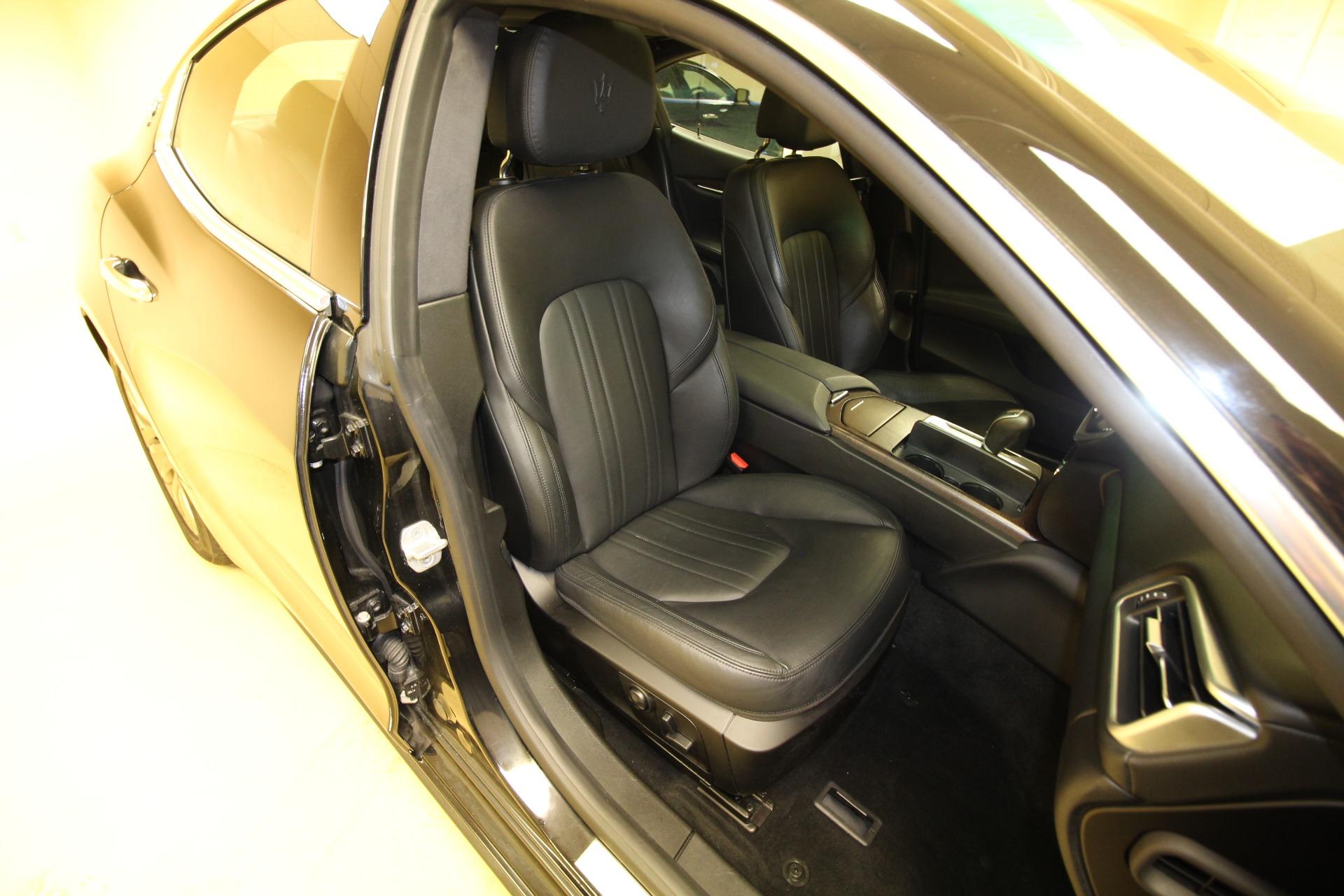 Used 2014 Maserati Ghibli S Q4 SQ4 AWD SUPER LOW MILES GREAT PRICE   Albany, NY