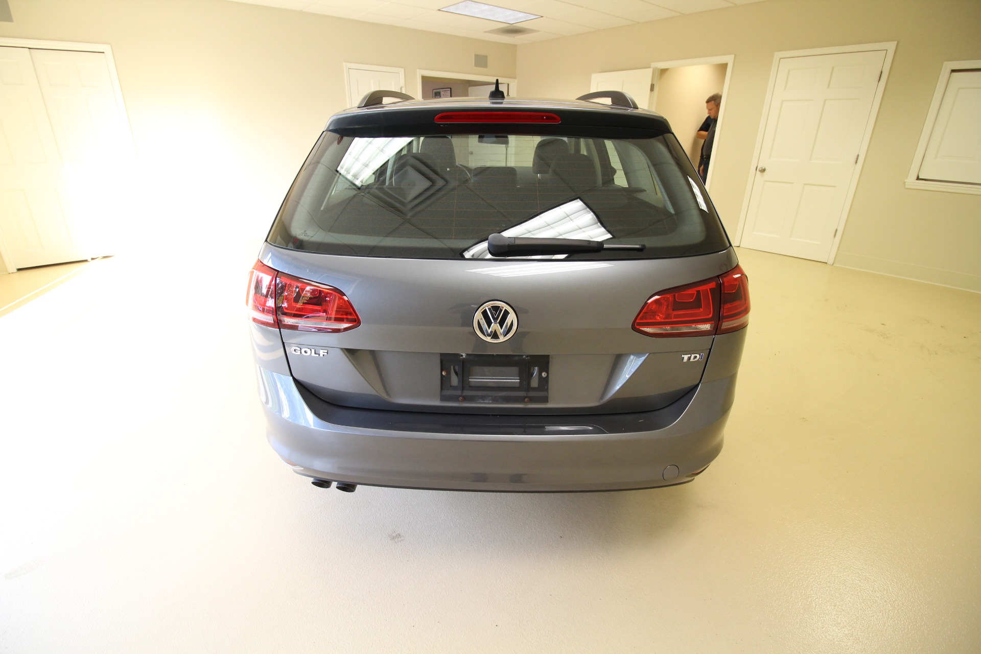 Used 2015 Volkswagen Golf SportWagen TDI S 6A ONE OWNER CAR LOCALLY OWNED SERVICED BY US | Albany, NY