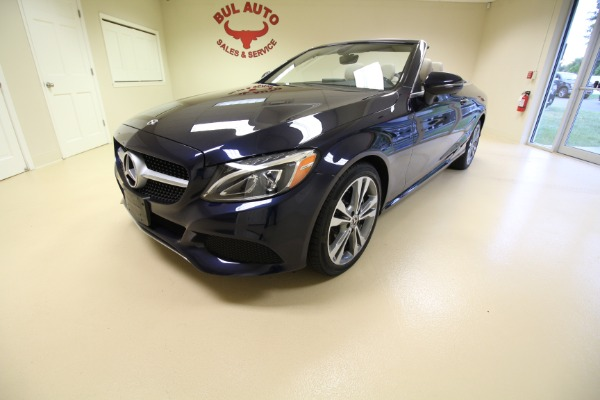 Used 2018 Mercedes-Benz C-Class-Albany, NY
