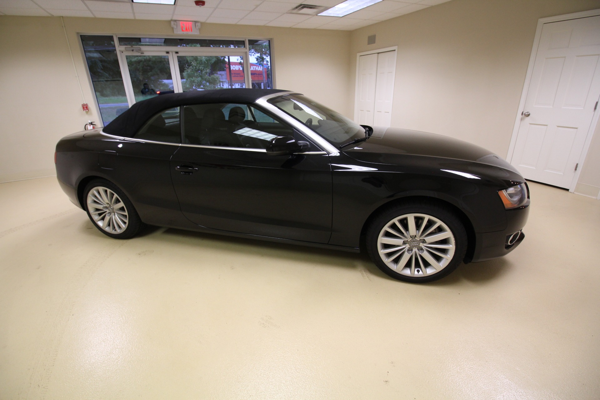 Used 2012 Audi A5 Cabriolet 2.0T Quattro Tiptronic convertible super low miles like new   Albany, NY