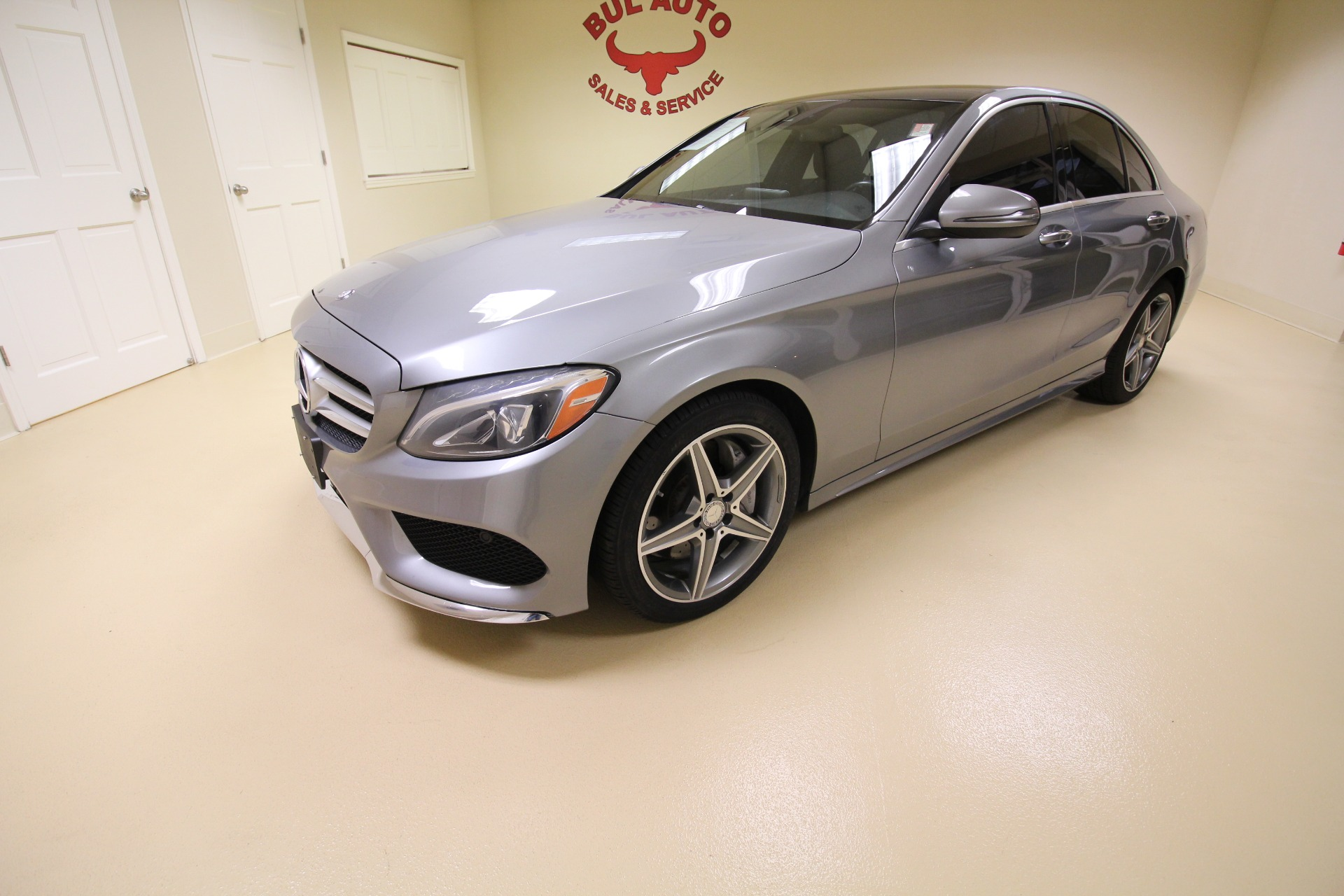 Used 2016 Mercedes-Benz C-Class C300 4MATIC SEDAN NU CAR TRADE WITH US | Albany, NY