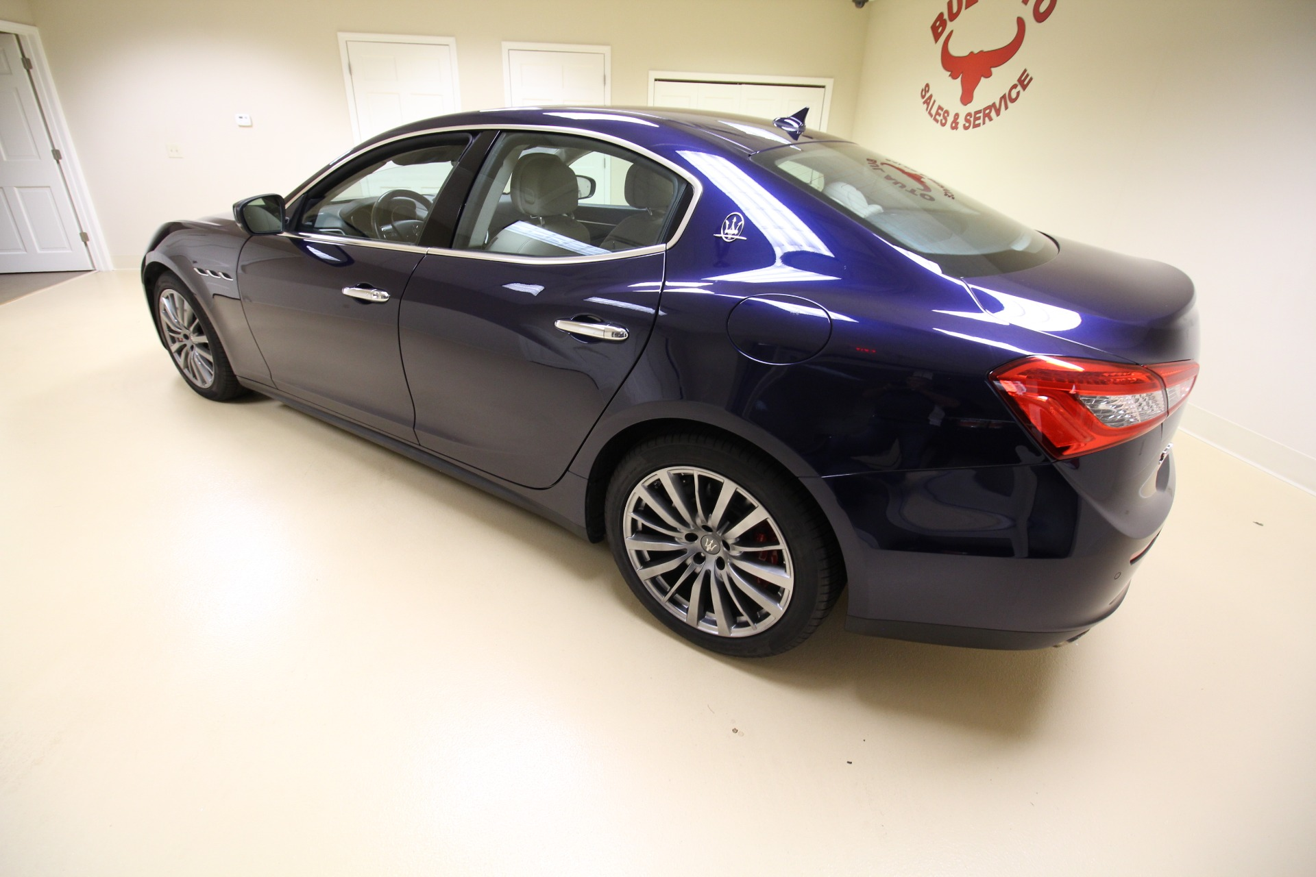 Used 2017 Maserati Ghibli S Q4 AWD VERY CLEAN INSIDE AND OUT CLASSY COLOR COMBO | Albany, NY