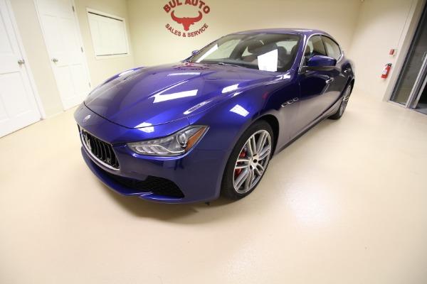 Used 2017 Maserati Ghibli-Albany, NY