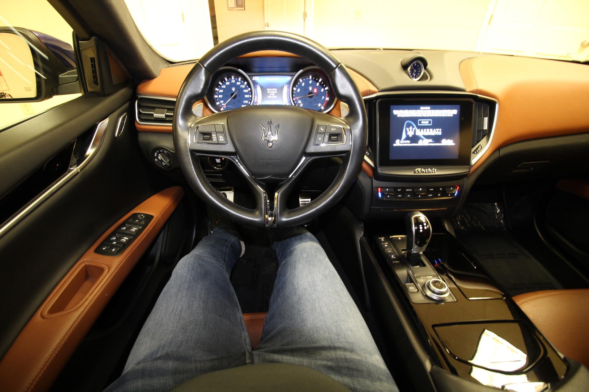 Used 2017 Maserati Ghibli S Q4 RARE COLOR COMBO LOW MILES SUPER SHARP | Albany, NY
