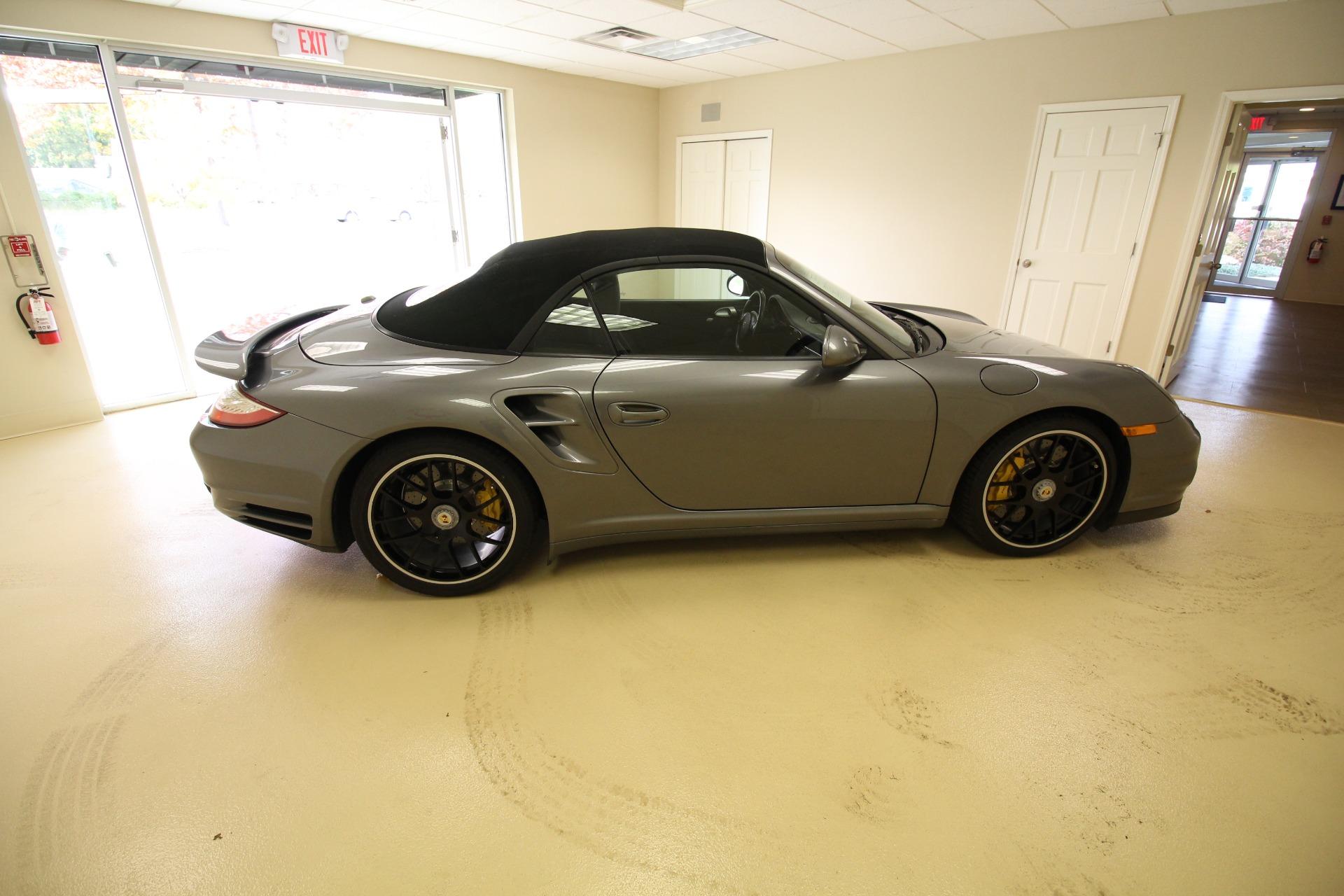 Used 2012 Porsche 911 Turbo S Cabriolet PDK SUPER NICE LOCAL TRADE FOR FERRARI | Albany, NY