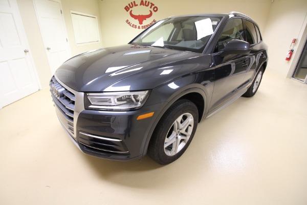 Used 2018 Audi Q5-Albany, NY