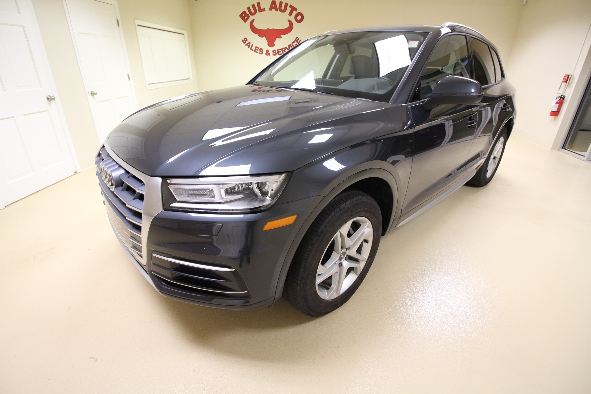 Used 2018 Audi Q5 2.0T Premium Quattro LOADED CONVENIENCE AND NAVIGATION AND TELEMATICS | Albany, NY