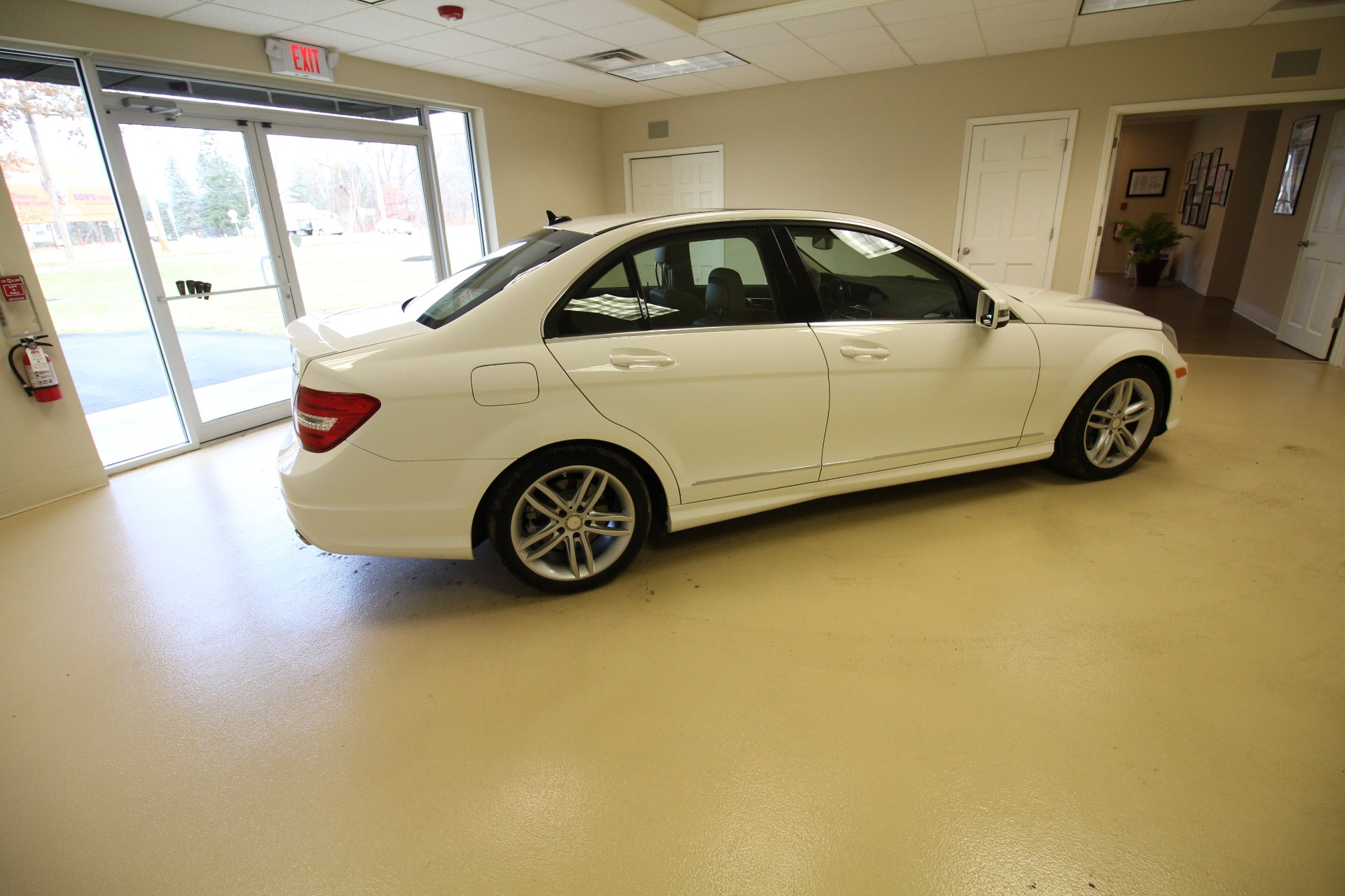 Used 2014 Mercedes-Benz C-Class C300 4MATIC SPORT SEDAN LOCAL NEW CAR TRADE LIKE NEW LOW MILES | Albany, NY
