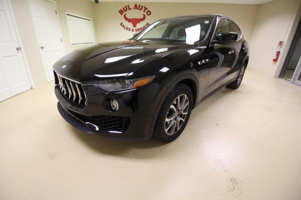Used 2018 Maserati Levante-Albany, NY