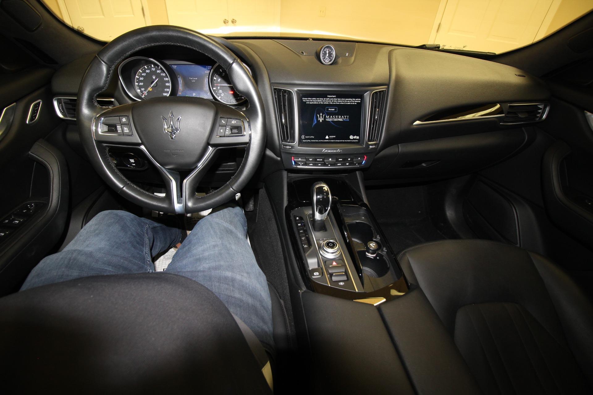 Used 2018 Maserati Levante LOCAL CAR VERY CLEAN | Albany, NY