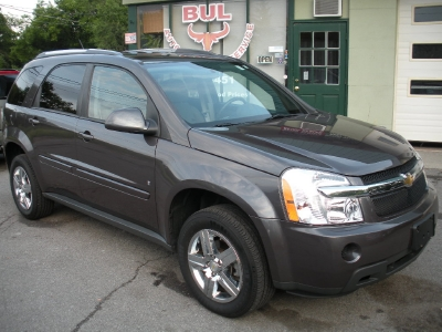 Used 2008 Chevrolet Equinox-Albany, NY