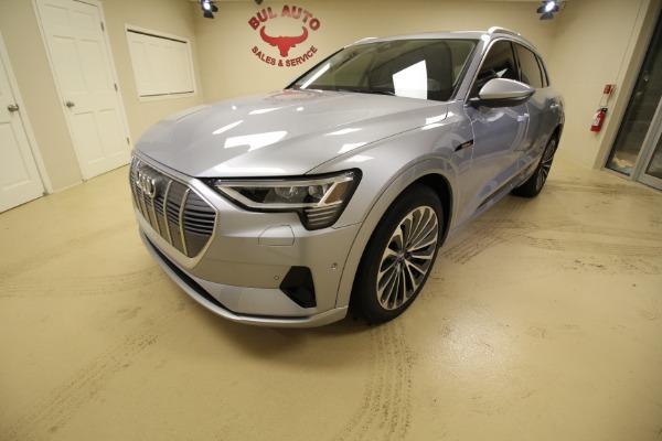 Used 2019 Audi e-tron-Albany, NY