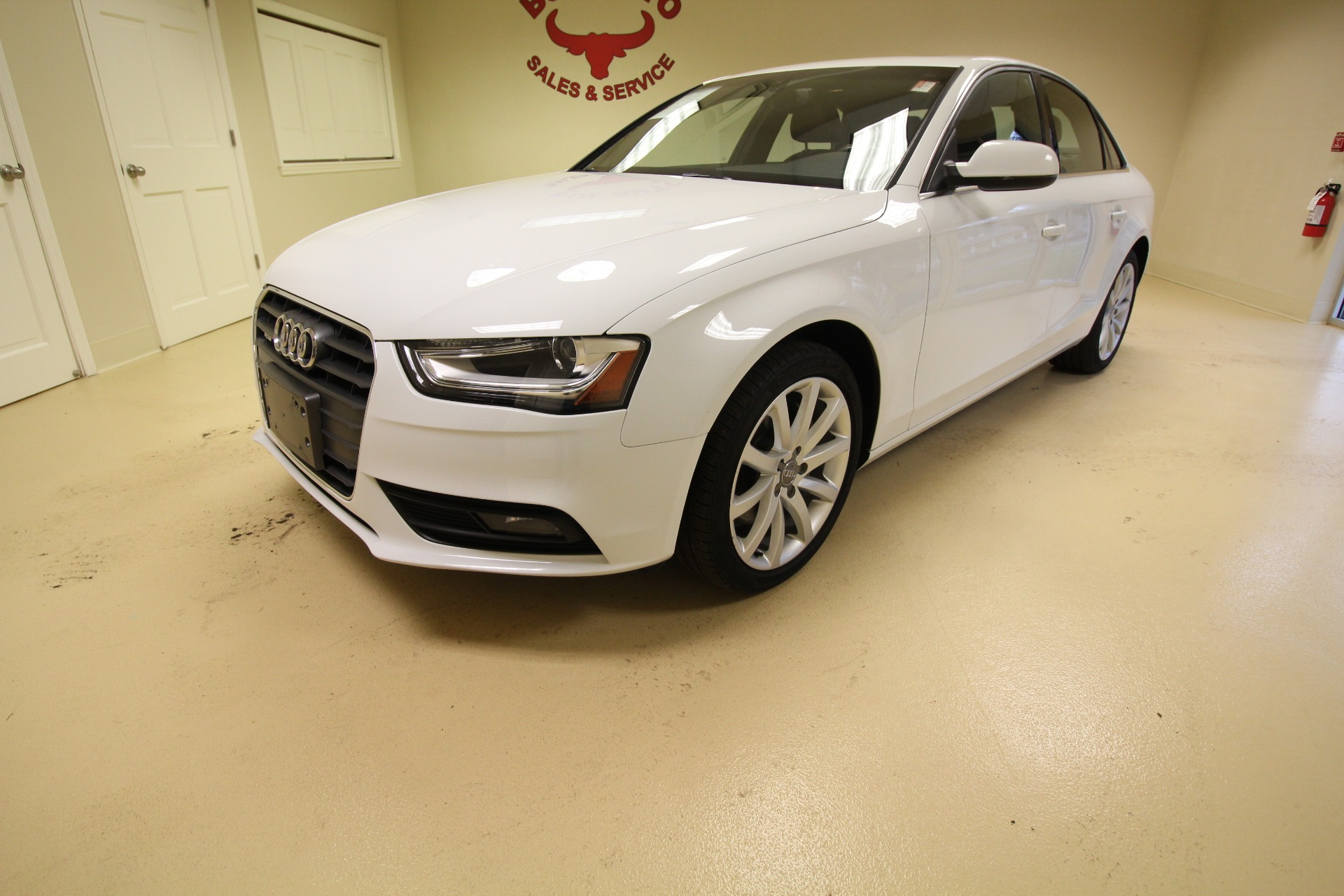 Used 2013 Audi A4 2.0T SEDAN QUATTRO TIPTRONIC AWD NAVIGATION LOW MILES | Albany, NY