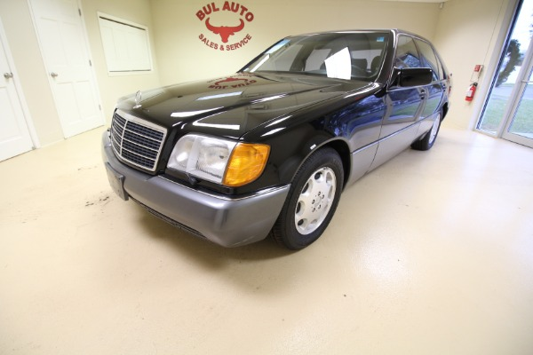 Used 1993 Mercedes-Benz S-Class-Albany, NY