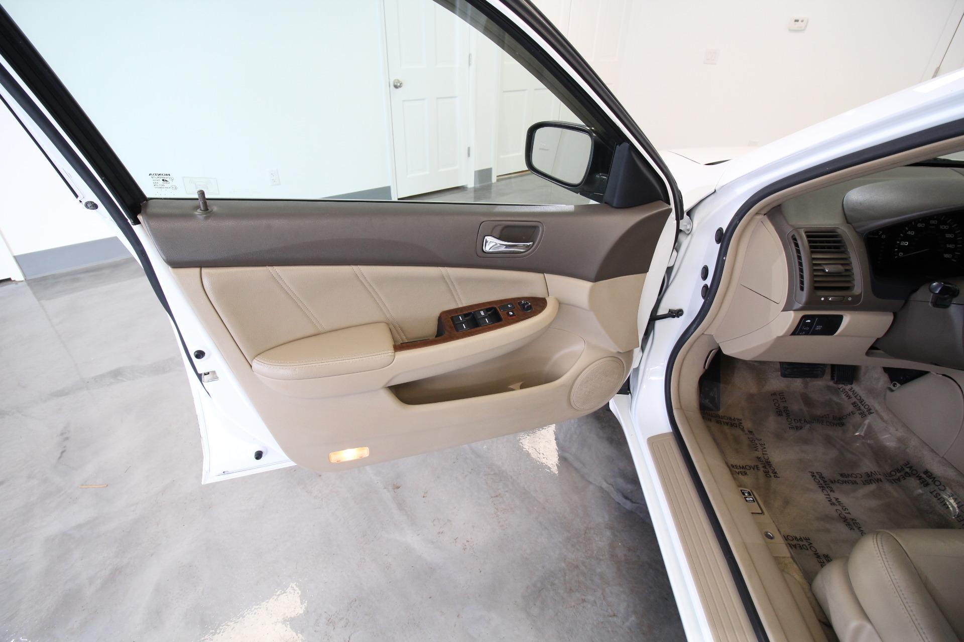 Used 2007 Honda Accord EX-L V-6 Sedan AT with Navigation   Albany, NY