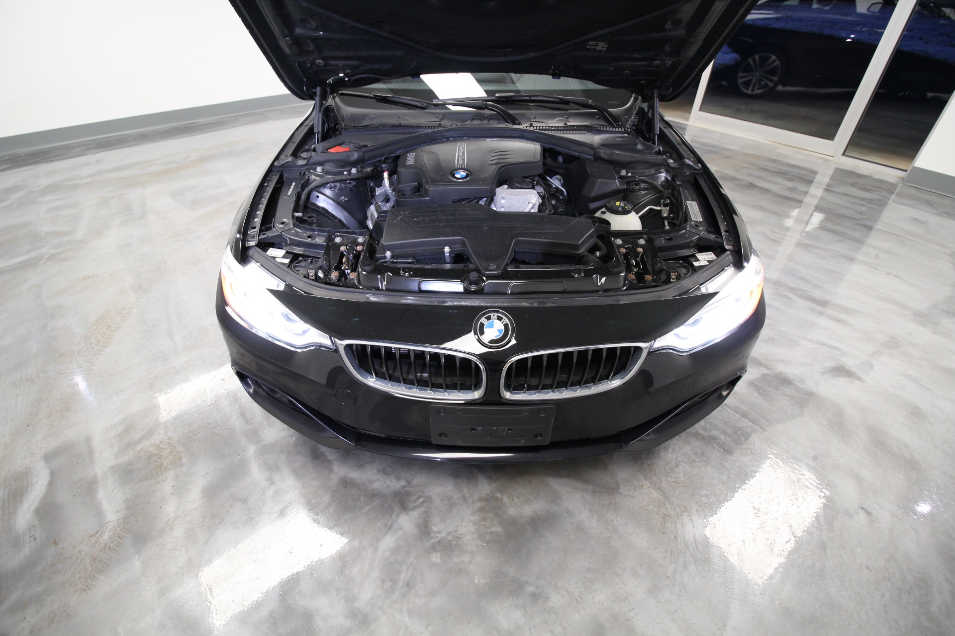 Used 2014 BMW 4-Series 428i xDrive COUPE AWD LOCAL CAR LOW MILES NAVIGATION | Albany, NY