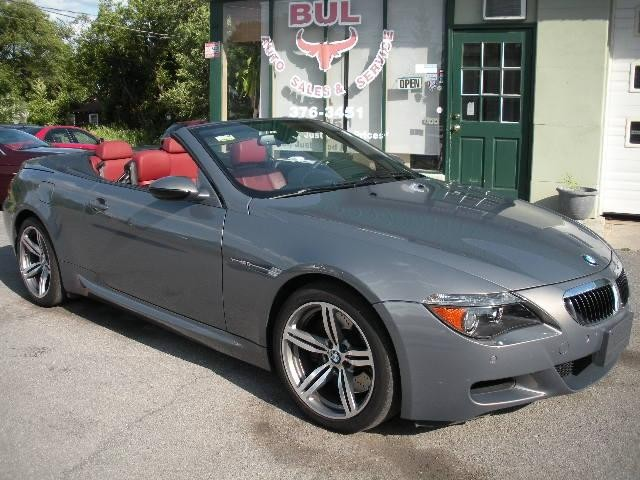 2007 bmw m6 stock 11149 for sale near albany ny ny bmw dealer for sale in albany ny 11149. Black Bedroom Furniture Sets. Home Design Ideas