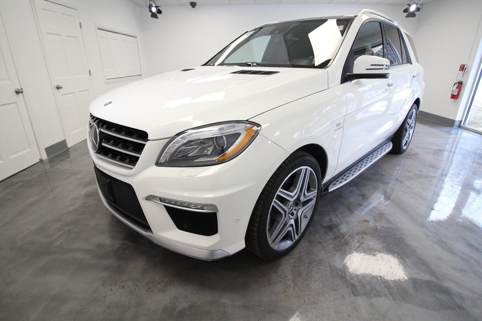 Used 2013 Mercedes-Benz M-Class ML63 AMG SUPER CLEAN LOW MILES VERY RARE | Albany, NY