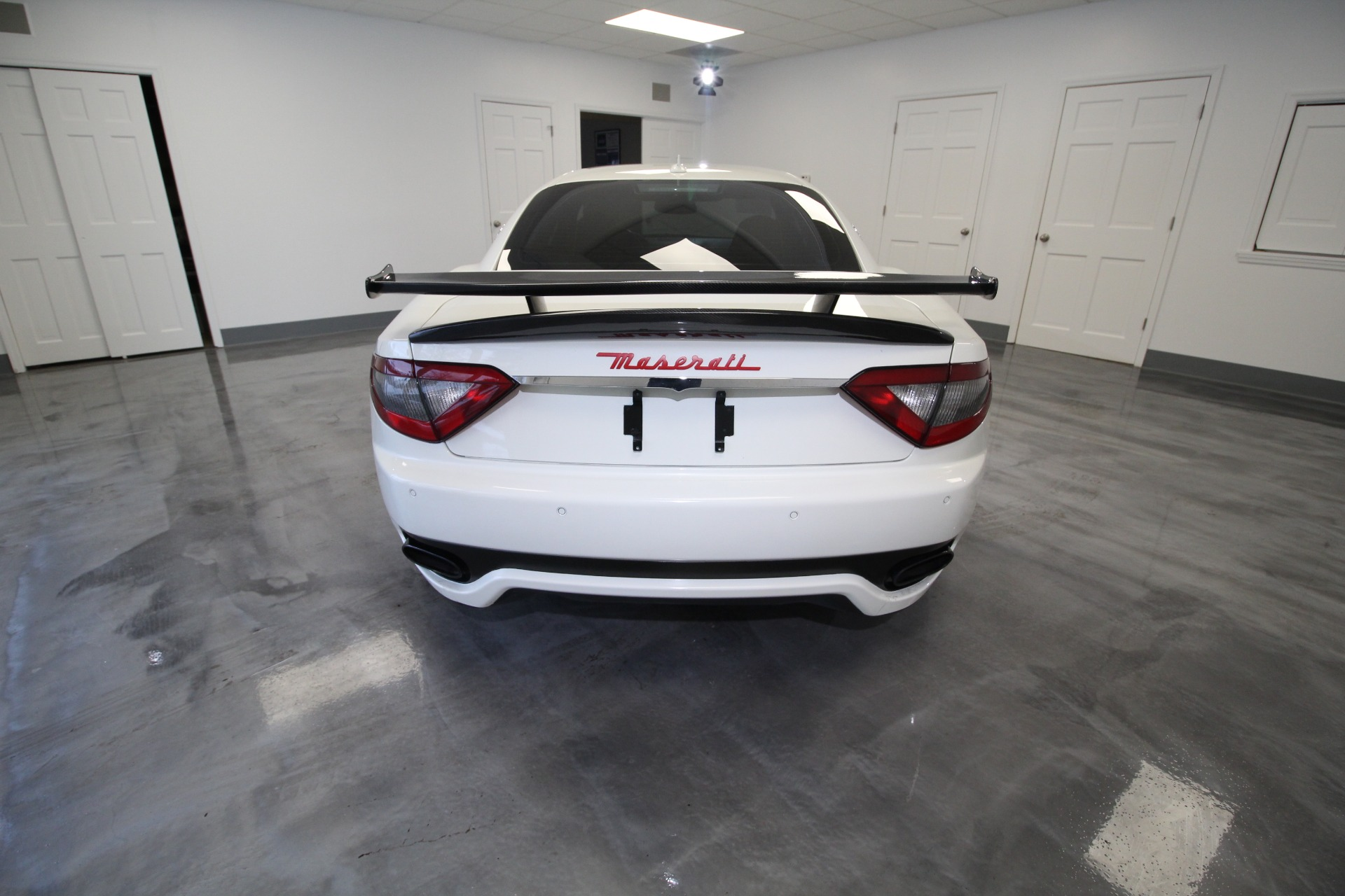 Used 2013 Maserati GranTurismo SPORT COUPE LOW MILES | Albany, NY