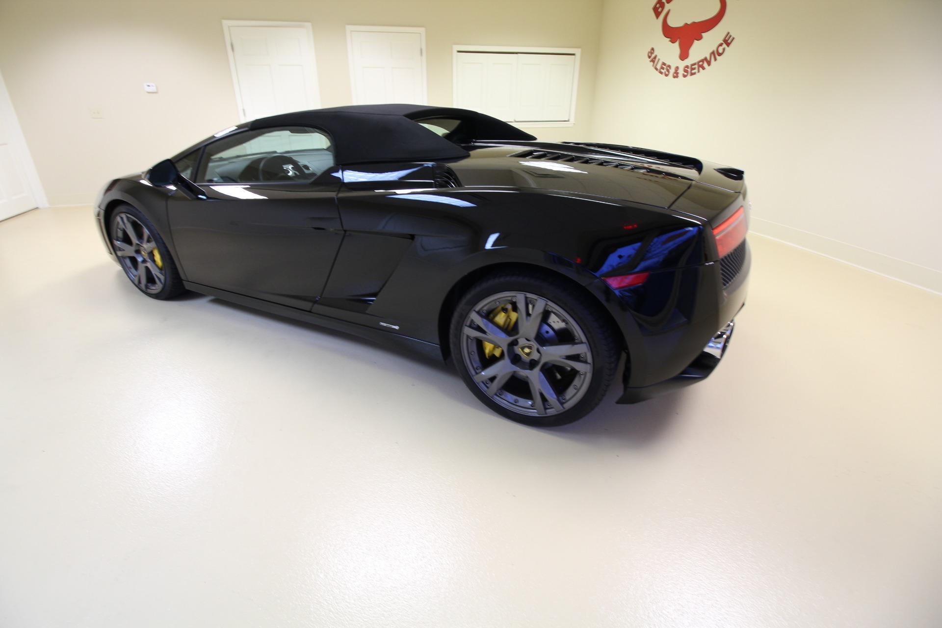Used 2010 Lamborghini Gallardo LP560-4 SPYDER SUPERB LOW MILES HAVE KNOW CAR SINCE NEW | Albany, NY