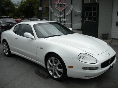 Used 2004 Maserati Coupe-Albany, NY