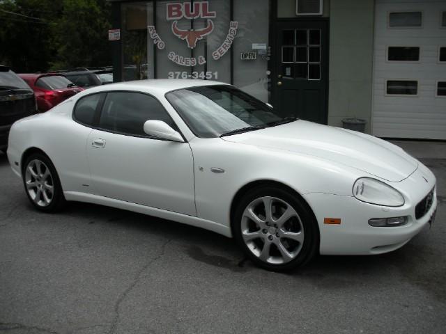 2004 Maserati Coupe Cambiocorsa Stock # 12152 for sale near Albany ...