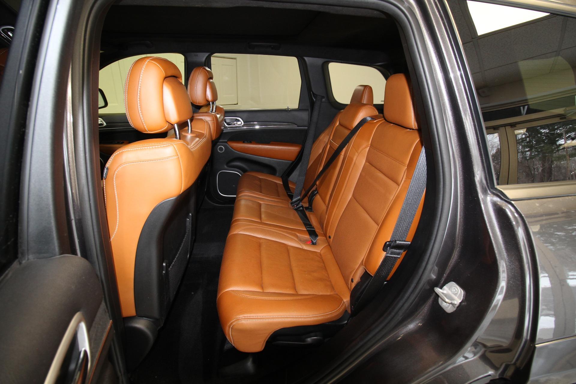 Used 2014 Jeep Grand Cherokee SRT8 4WD LOCAL NEW CAR TRADE VERY CLEAN | Albany, NY