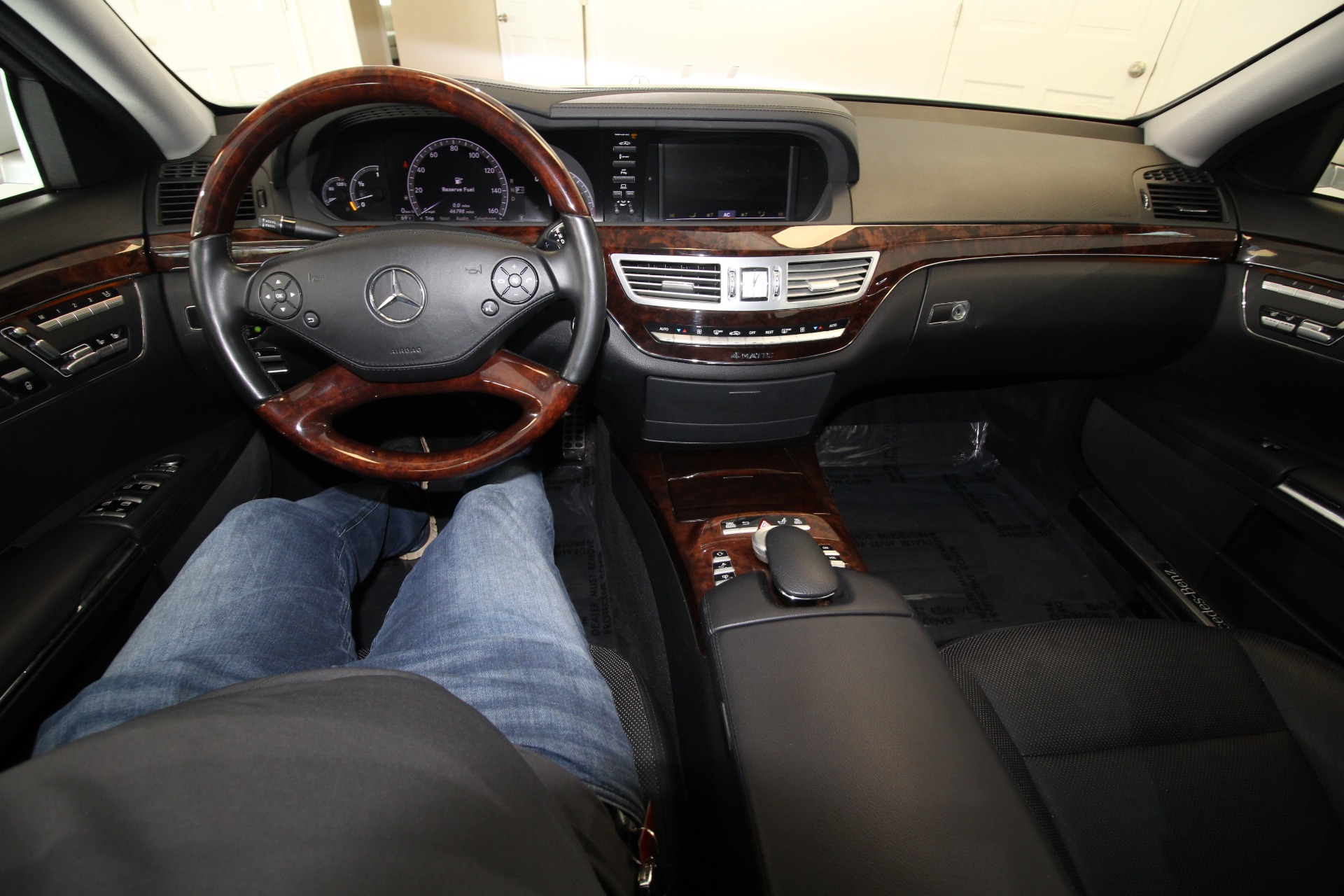 Used 2013 Mercedes-Benz S-Class S550 4-MATIC SUPERB LOW MILES PANO ROOF | Albany, NY
