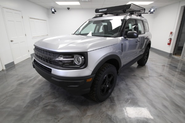 Used 2021 Ford Bronco Sport-Albany, NY