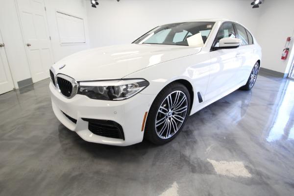 Used 2019 BMW 5-Series-Albany, NY