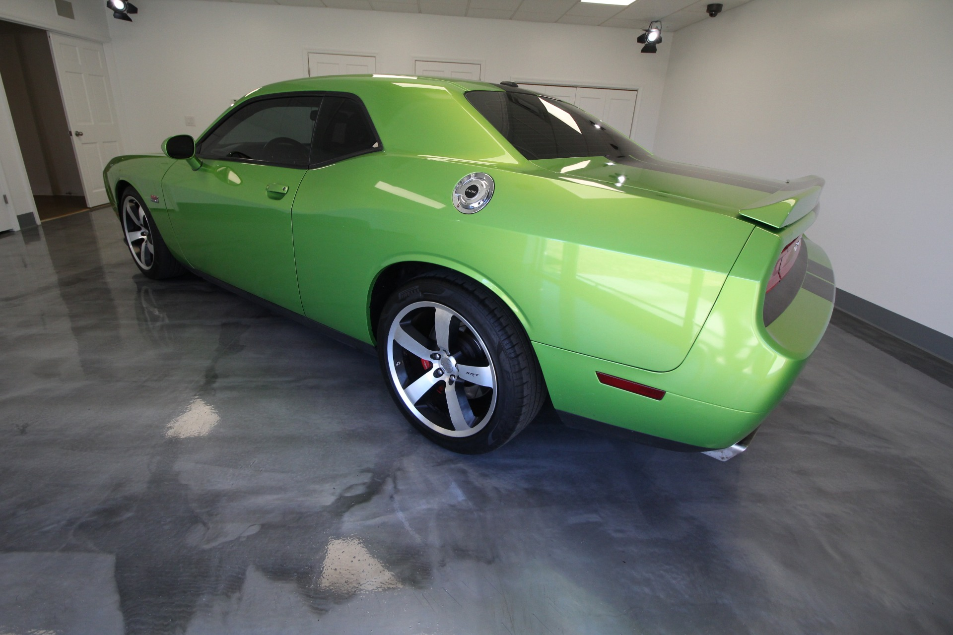Used 2011 Dodge Challenger SRT8 RARE 6 SPEED MANUAL RARE COLOR GREEN W/ ENVY | Albany, NY
