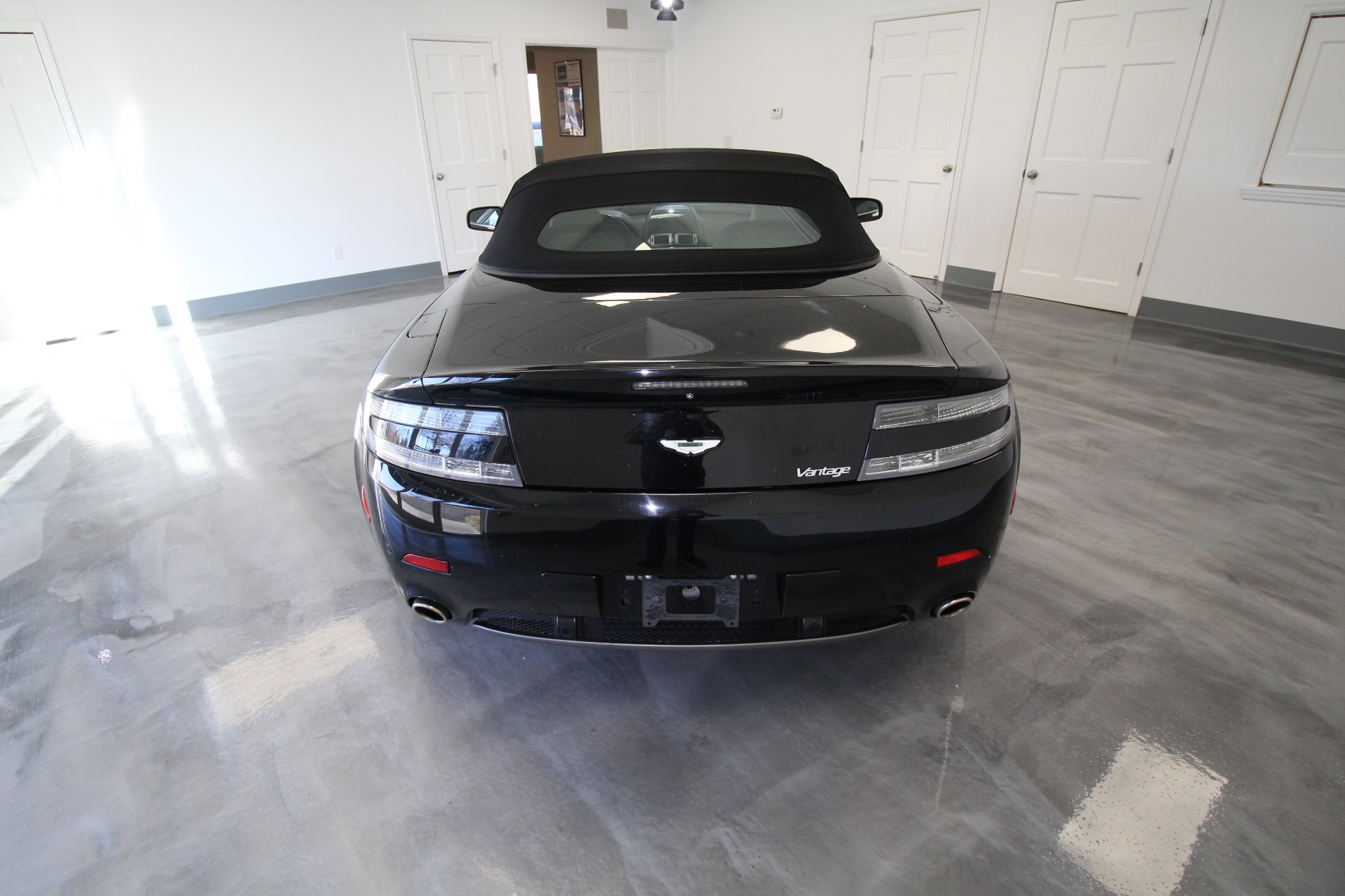 Used 2009 Aston Martin V8 Vantage ROADSTER CONVERTIBLE SUPER CLEAN LOW MILES | Albany, NY