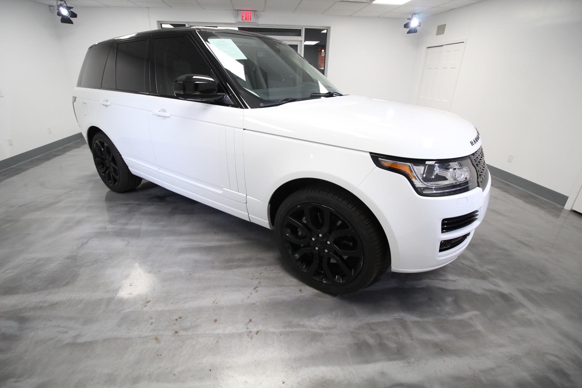 Used 2014 Land Rover Range Rover 5.0L V8 SUPERCHARGED LOW MILES RARE COLOR COMBO | Albany, NY